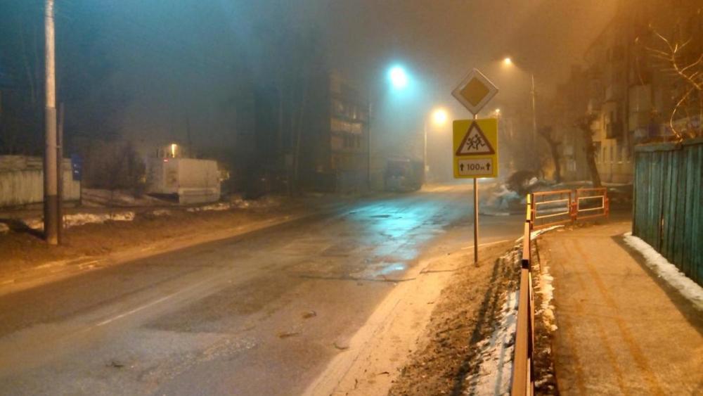 В Тамбове ищут неизвестного водителя, сбившего пешехода