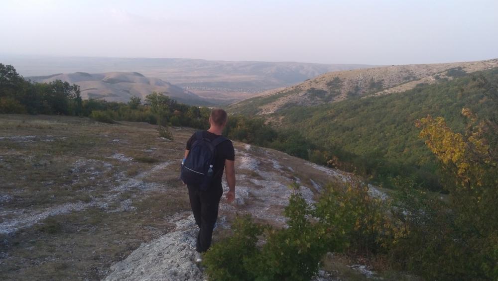 На выходные в Крым выиграл путевку тамбовчанин Антон Бучнев