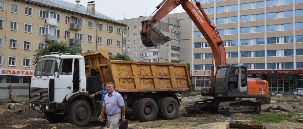 20 миллионов рублей будет потрачено на новый фонтан на площади Льва Толстого