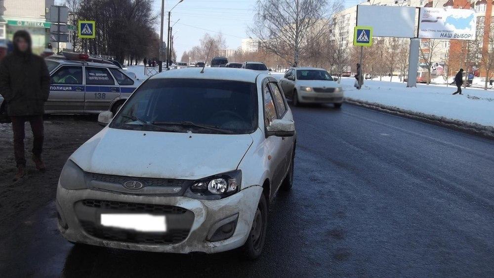 Сбитый на Рылеева мальчик выжил, но попал в больницу