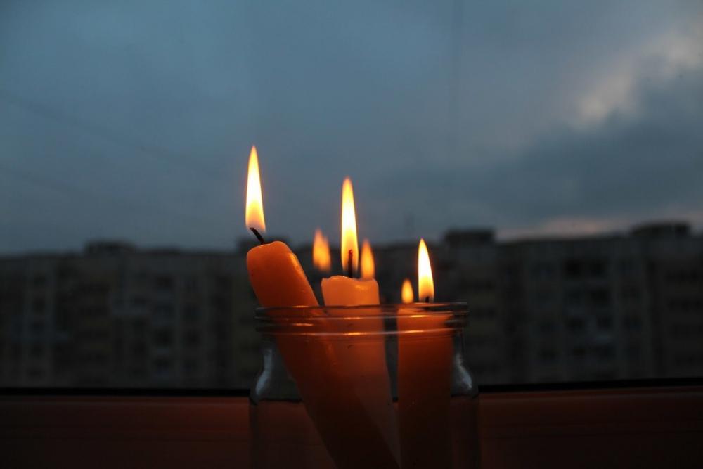 Сегодня в северной части города снова погаснет свет