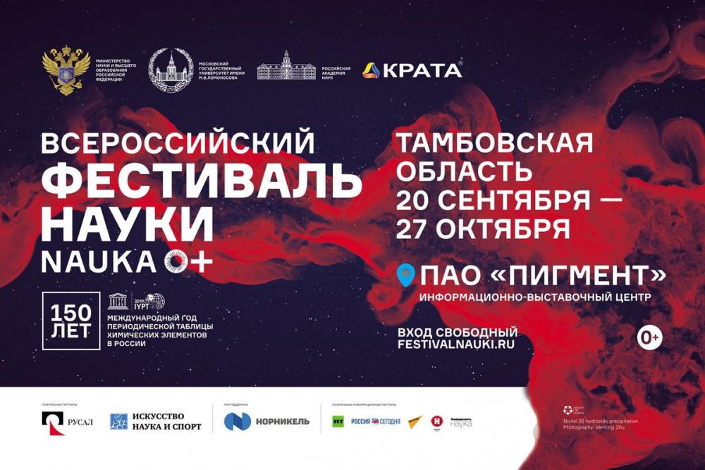 На «Пигменте» пройдёт выставка учеников Староюрьевской школы «Мир под микроскопом»