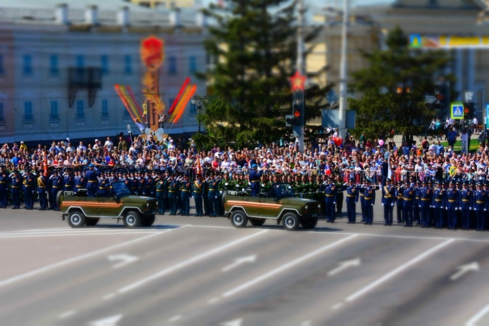 9 мая в Тамбове и области пройдут праздничные мероприятия