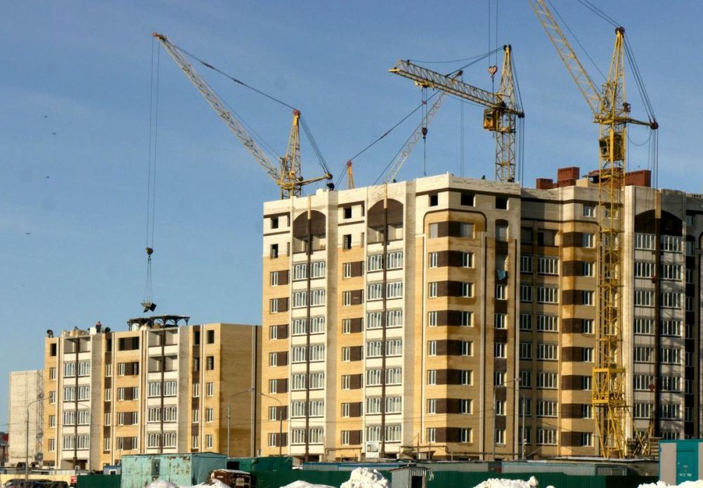 Тамбовщина в ТОП-10 регионов по объемам жилищного строительства