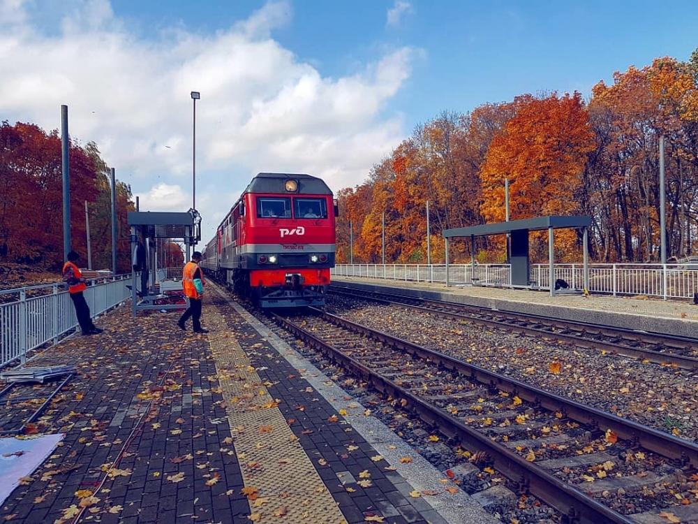 На севере Тамбова откроют новую ж/д станцию