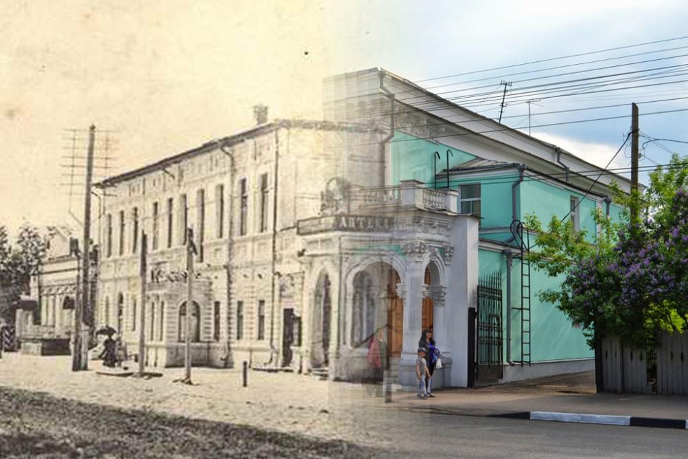 История тамбовского здания с запахом пилюль