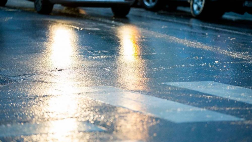 В Тамбове дорожные службы начали свою работу, не дожидаясь непогоды