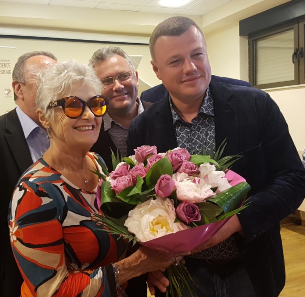 Губернатор пригласил маму премьер-министра Люксембурга - родственницу Рахманинова - приехать на родину предка