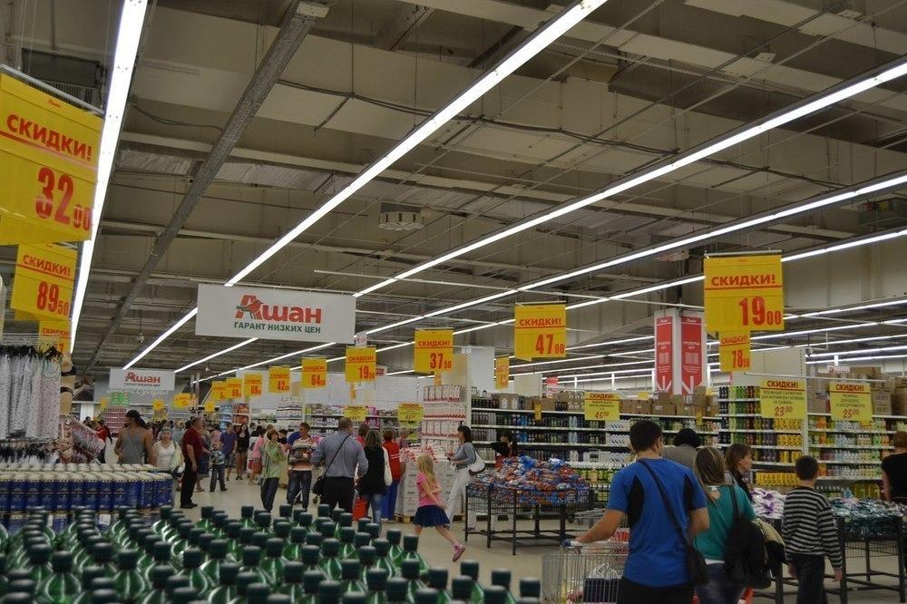 В сентябре тамбовчане потратили на покупки больше, чем летом