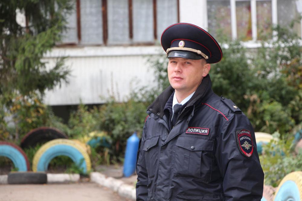 Тамбовщина голосует за своего «Народного участкового»