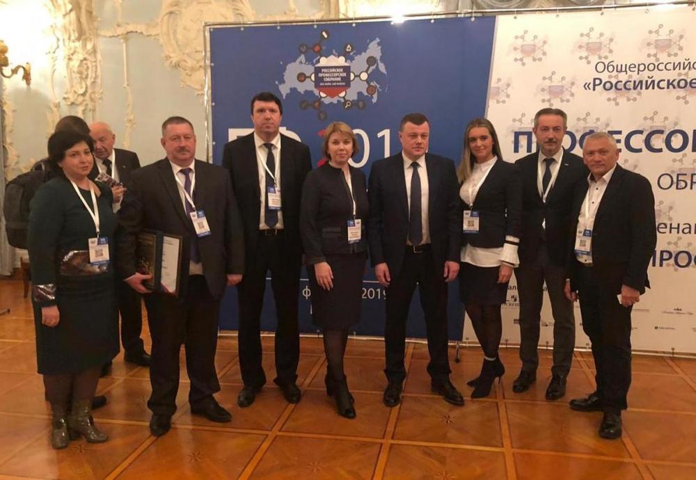 Национальную премию «Профессор года-2019» получил губернатор Александр Никитин