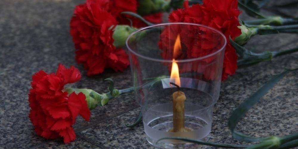 В Тамбове почтили память земляков, погибших на территории Северного Кавказа