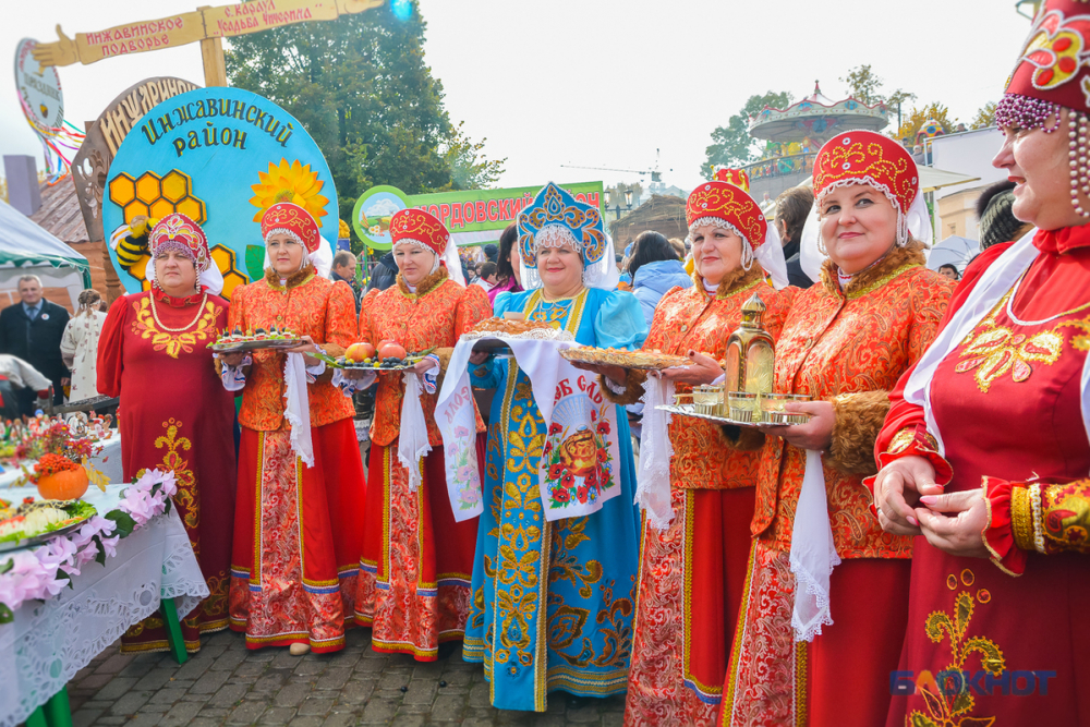 Покровская ярмарка обязательна к посещению, как лучший проект этнотуризма