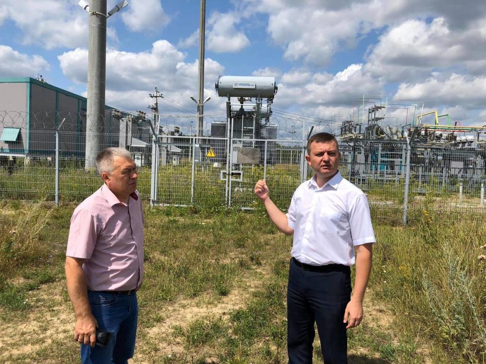 В Мичуринске решена проблема с ветхими электрическими сетями