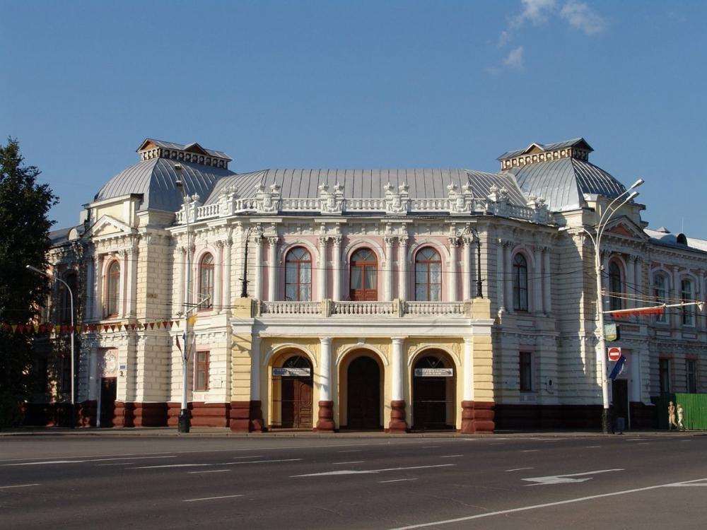 Здание тамбовского драмтеатра останется неделимым