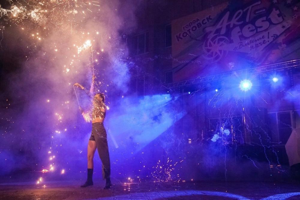 Лазертагом и картингом порадует ART-FEST «Вместе ярче» в первое осеннее воскресенье
