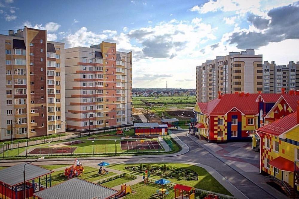 Тамбовщина - в пятерке лидеров по вводу жилья