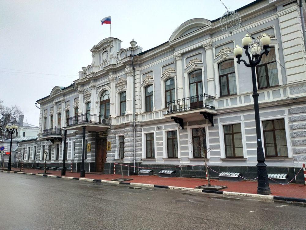 Депутаты утвердили новую структуру городской администрации