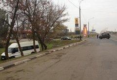Четверо пассажиров микроавтобуса были госпитализированы в результате ДТП на улице Киквидзе