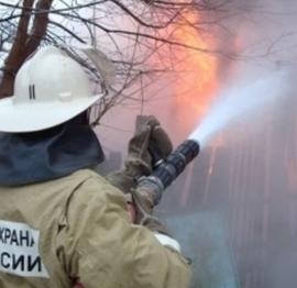 В сгоревшем в Мичуринске доме погибли люди