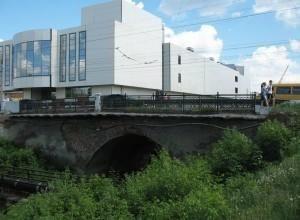 Пробки ждут тамбовчан на Карла Маркса из-за ремонта моста на Базарной