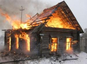 В Первомайском районе сын поджег материнский дом после ссоры с ней