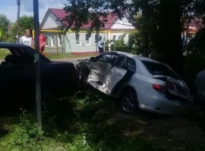 Несколько человек пострадали в ДТП на мичуринском перекрестке