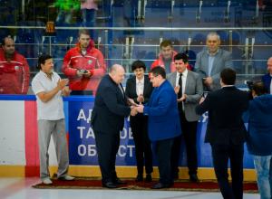 Первую победу на Кубке губернатора одержали тамбовские «волки»