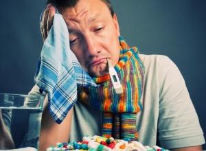 ОРВИ тамбовчане стали болеть меньше