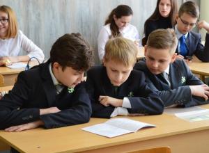 Учащиеся 10-ти школ Тамбова проявили себя в ежегодной конференции «Планета открытий»