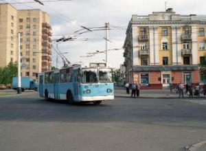 Наступление на тамбовский троллейбус продолжилось