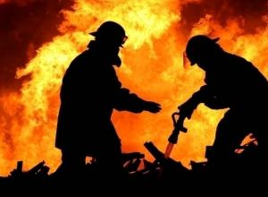 Супруги погибли в сгоревшем доме в Лысых горах