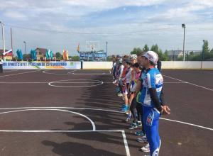 В Заворонежском открыли Чемпионат России по велоспорту-тандем-шоссе