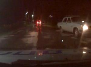 Мичуринские полицейские приняли участие в необычной погоне