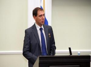 Сергей Волков заворожил тамбовских школьников рассказами о Центре подготовки космонавтов