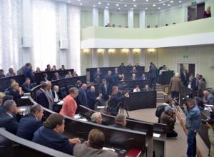 Думский комитет по промышленности остался без руководителя