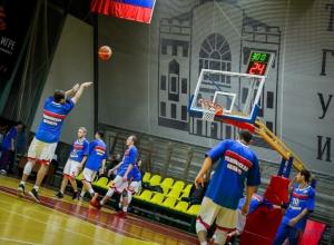БК «Тамбов» упрочняет позицию в «турнирке»