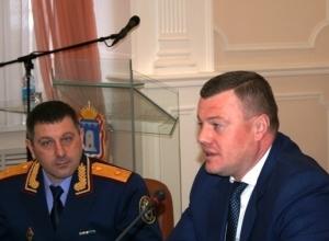 Назначен новый руководитель следственного управления по Тамбовской области
