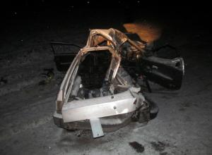 Трое мужчин погибли на месте, а девушка по дороге в больницу: жуткий итог страшной аварии в Кирсановском районе