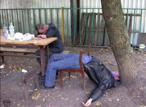 Пьяные «подвиги» привели к беде сразу в двух районах области