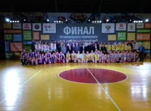 Стали известны победители школьной баскетбольной лиги «КЭС-БАСКЕТ»