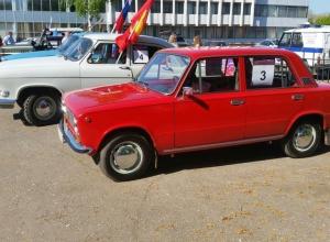 Машину из прошлого хранит в своем гараже тамбовчанин Алексей Андреев