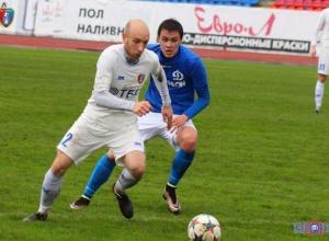 Алексей Рыбин из «Тамбова» номинирован на звание лучшего игрока ФНЛ в августе