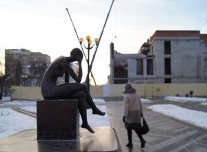 В скульптурах Амадео тамбовчане разглядели тайный смысл