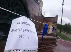 Ремонтные работы на «Триумфальном спуске» будут  длиться вечно, - говорят общественники