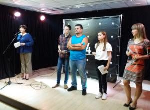 «Банк встречи» поэтического баттла завоевала поэтесса из Староюрьево