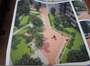 Утверждены дизайн-проекты общественных территорий, тамбовчанам осталось за них проголосовать