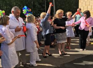 Фельдшерско-акушерский пункт стоимостью более 10 миллионов рублей открыли под Тамбовом