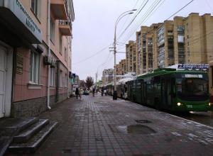 За минувшие сутки в Тамбове обошлось без серьезных аварий