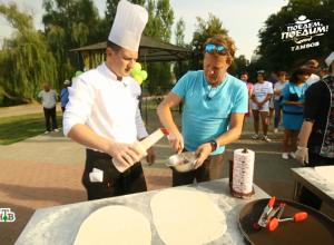 Джон Уоррен рассказал всему свету о тамбовских кулинарных традициях, достопримечательностях и людях
